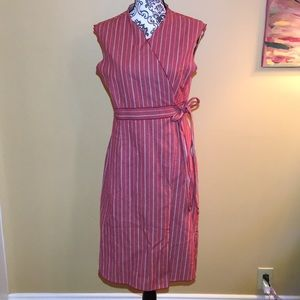 Kara Line wrap dress.  Size medium